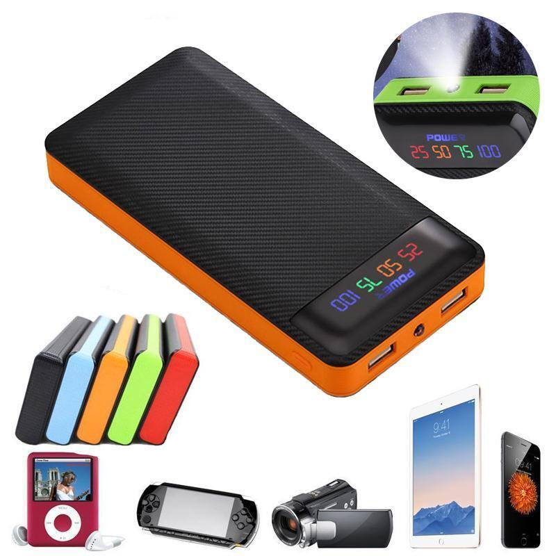 2.1A USB Power Bank