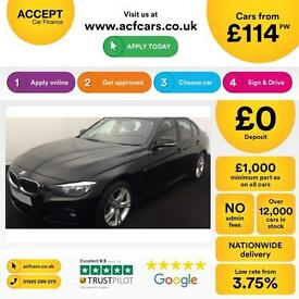 BMW 335 M Sport FROM £114 PER WEEK!
