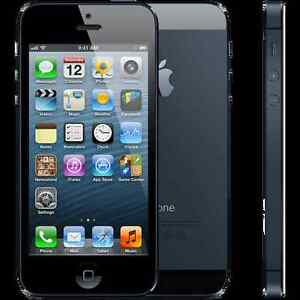Black 16GB iPhone 5S Locked to Fido