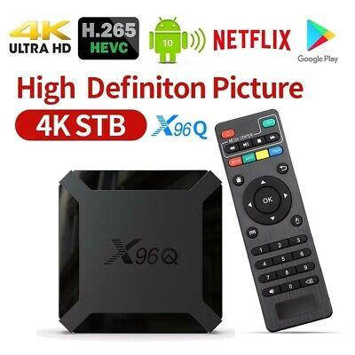 X96Q Android 10.0 TV Box