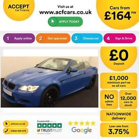 BMW M3 FROM £164 PER WEEK!