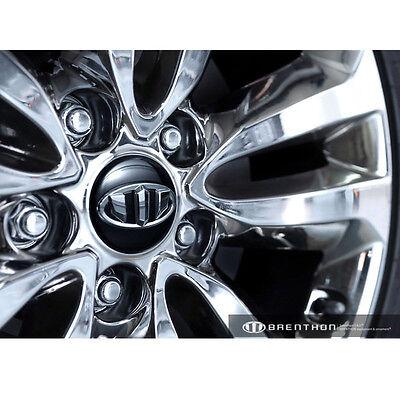 Brenthon Type 2 Wheel Cap Emblem Fit: Kia 2013+ K7 Cadenza