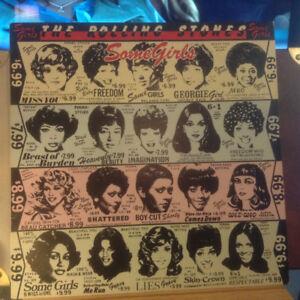 Rolling Stones - Some Girls - FC 40449 - Vinyl Record LP