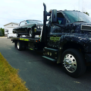 Need a vehicle moved? Rescued off hiway? Call Camo Tow!
