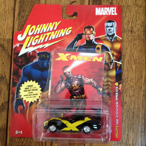 Johnny Lightning Série de voiture Marvel