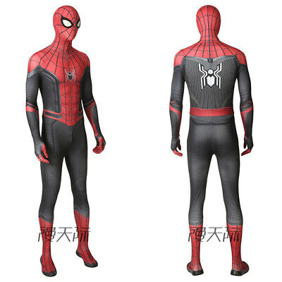 Marvel Spider-Man: Far From Home Lyra Jumpsuit Spiderman Bodysuit Zentai Anzüge