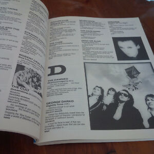Books: The Rock Yearbook 1986; Visions of Rock Kitchener / Waterloo Kitchener Area image 5