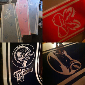 Custom cut vinyl FREE SHIPPING to Vancouver. #DNGLDecals Downtown-West End Greater Vancouver Area image 9