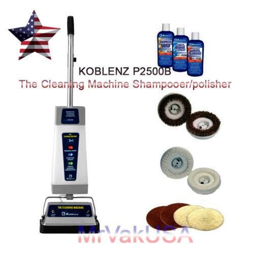 KOBLENZ P2500B The Cleaning Machine Shampooer/Polisher