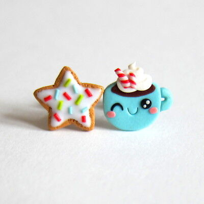 Christmas Stocking Stuffers Fillers Mug Cookie Gifts For Kids Earrings Jewelry - Stocking Stuffers For Kids