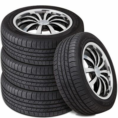 4 Goodyear Assurance All Season Traction 20555R16 91H BSW AS High Quality Tire