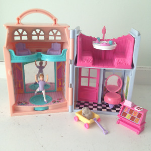 Fisher Price Ballet Studio and Sweet Shoppe