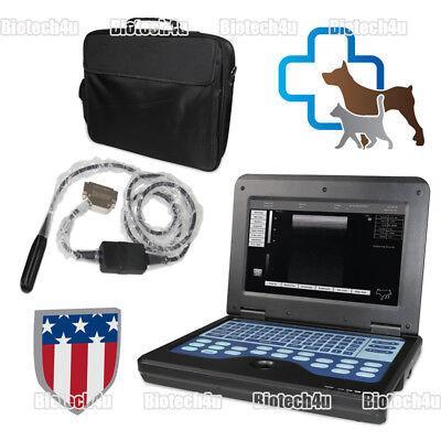 Vet Veterinary Portable Ultrasound Scanner Machine For Animal Horsecow Rectal