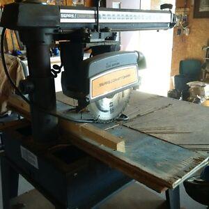 "Craftsman Radial SAW 10"" Windsor Region Ontario image 1"
