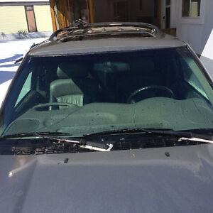 1999 GMC Envoy Chrome SUV.