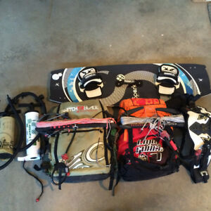 Kite Surfing Gear - All you need to get started