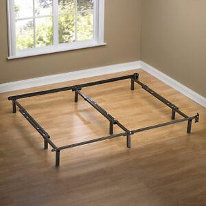 Metal bed frame & Box spring
