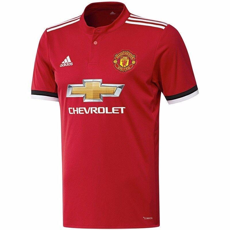 Manchester United Home/Away/3rd Shirt