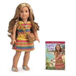 American Girl Lea Clark 2016 girl of the year NEW IN BOX