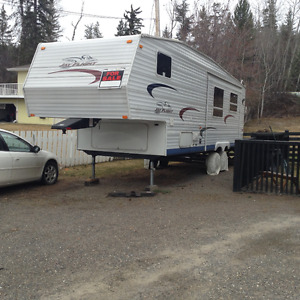 JayFlight 5th Wheel for Sale
