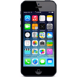 Unlocked iPhone 5 16GB Factory unlocked
