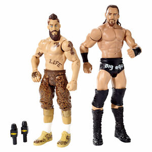 Looking for Wwe Enzo Amore and Big Cass figures.