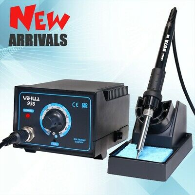 Yihua 936 Smd Electric Soldering Iron Station 40w Rework Welding Machine 110v Us