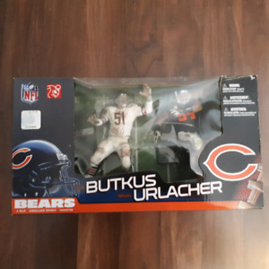 Chicago bears nfl mcfarlane 2 pack
