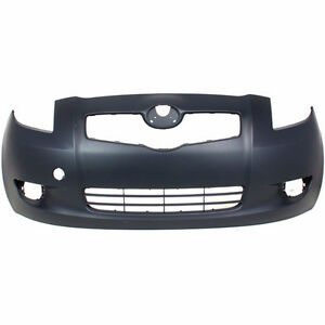 2006 - 2008 TOYOTA YARIS HATCHBACK BUMPER TO1000325 5211952925