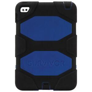Griffin Survivor iPad Mini 4 All-Terrain Case - Black/Blue