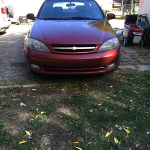 2004 Chevrolet OPTRA for sale 170,000 km