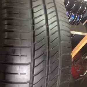 Set Of 4 Goodyear Summer tires +Rims 185/65/15 Call; (514)777-6