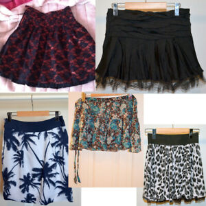 5 small women's skirts incl. Guess & Olsen Europe