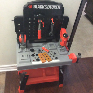 Black and Decker JR workbench