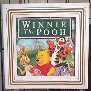 Disney Winnie the Pooh Small Picture Frame Wall Hanger