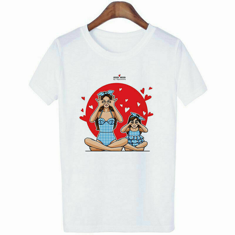 2020 Summer Womens TShirt Fashion Printed Tshirt Leisure Streetwear Harajuku