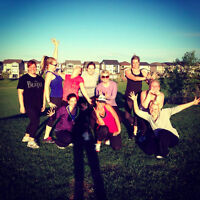 Burpee Bliss Spring Boot Camp