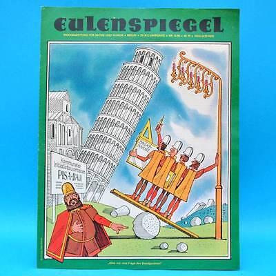 Eulenspiegel 8/1986 | DDR-Wochenzeitung für Satire und Humor | Geburtstag B