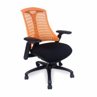 Jenson Office Chair - Orange