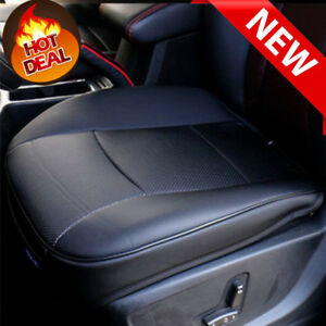 1Pc NEW FOR HOT Luxury PU Leather 3D Full Surround Car Seat Protector Seat Cover
