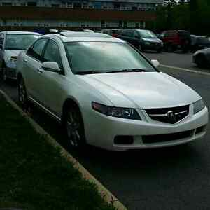 ACURA TSX 6 SPEED MANUAL -FULL LOADED AND INSPECTED