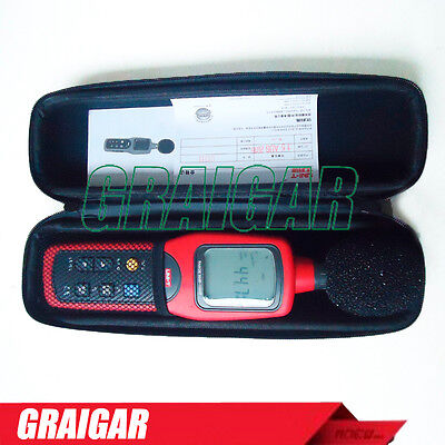 Digital Sound Level Meter Db Decibel Meter Noise Tester 30-130db Uni-t Ut351