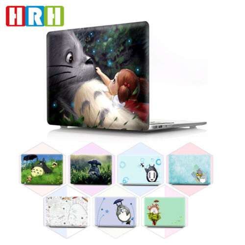 Cute Totoro Hard Plastic Shell For MacBook pro 13 Inch Case