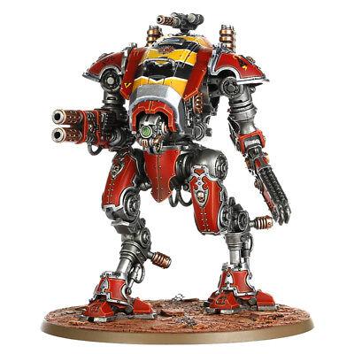 Knight Armiger Warglaive - Adeptus Mechanicus - Warhammer 40,000/40k - Forgebane