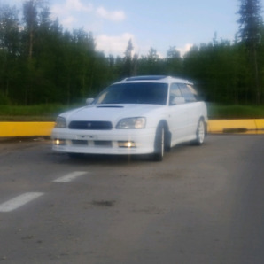 1999 Jdm Subaru legacy twin turbo