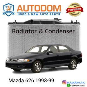 New Radiator Mazda 626, 1993-99