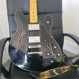 (rare) Fender Modern Player Starcaster