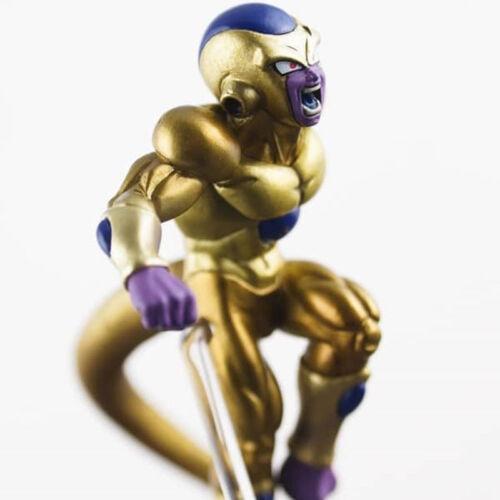 Anime Dragon Ball Z Golden Freeza Frieza Tenkaichi Budokai Figure Collection Toy