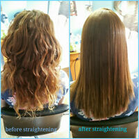 Japanese hair straightening kenra smoothing keratin treatment