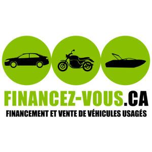 FINANCEZ-VOUS.CA est expert en financement automobile au Québec.